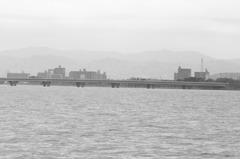 橋のある景色