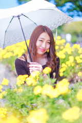 七北田公園にて