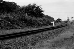 a railway scene#2