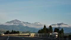 上越国境の山