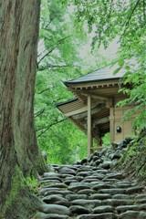 魚沼の赤城神社