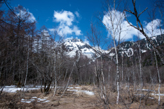 焼岳(コロナ前)