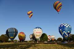 熱気球グランプリ(1)