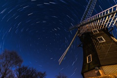 Diurnal motion and Windmill