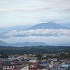 雪が恋しい鳥海山