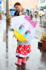 雨の日は、楽しく過ごしましょうね!