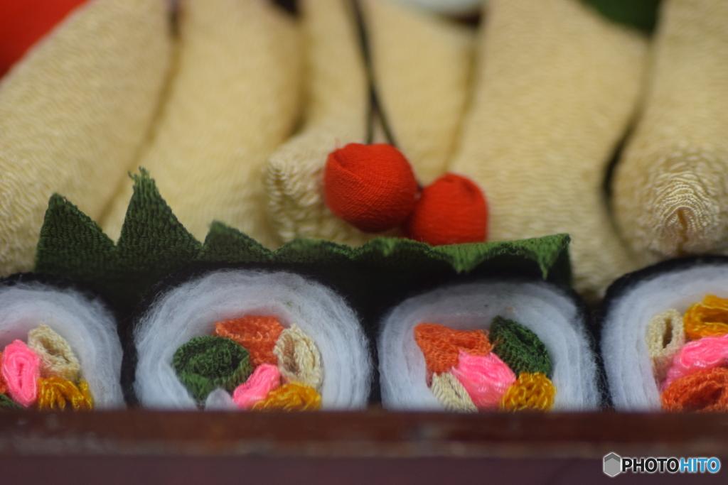 のり巻き寿司