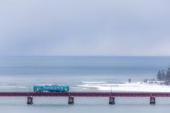 冬のタンゴ鉄道
