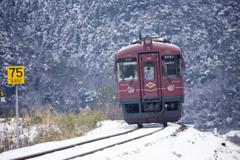 冬の丹鉄2