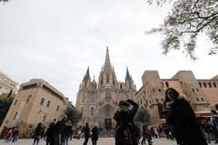 Barcelona Walkabout #9