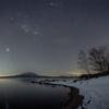 湖上のオリオン