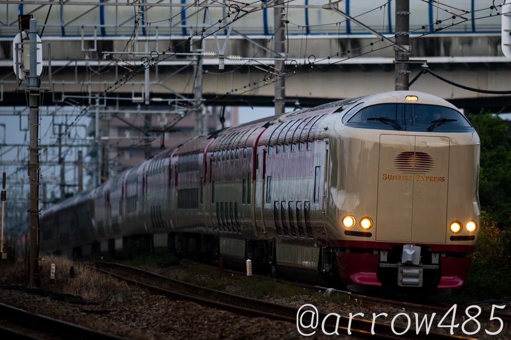 2021年8月24日 東海道線2
