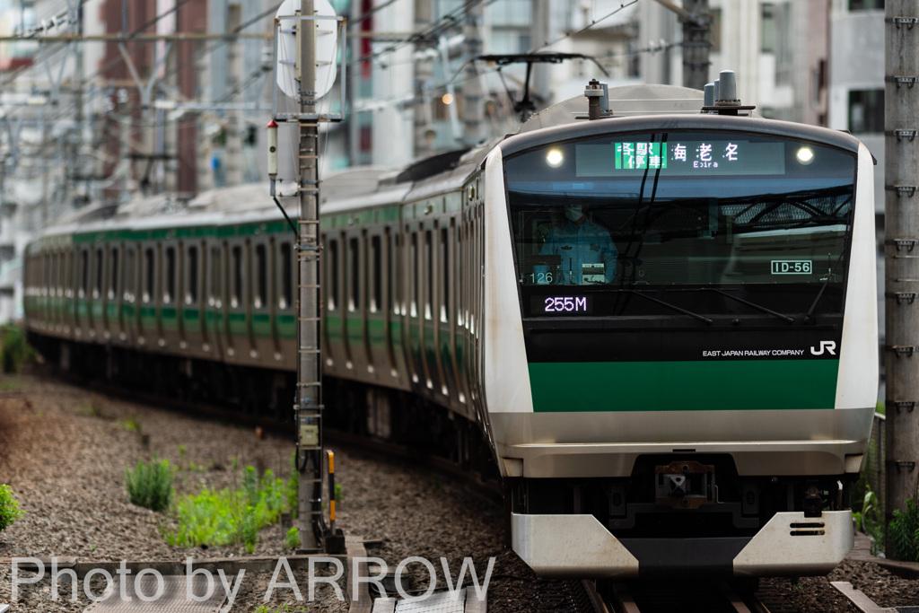 2021年7月1日 埼京線相鉄直通車