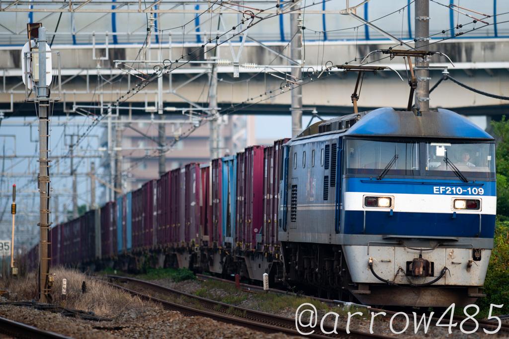 2021年8月24日 東海道線3