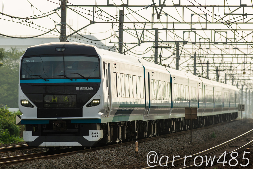 2021年8月24日 東海道線13