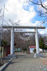 カウントダウン15~浦臼神社