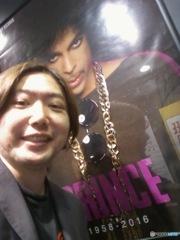 Hideo Ishihara With Prince 2016