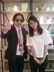 Hideo Ishihara With Emiri Henmi