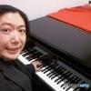 Hideo Ishihara With Grand Piano