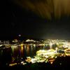 鍋冠山の夜景2
