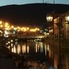 時 流れ往く 小樽運河