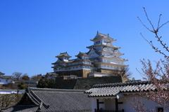 難攻不落の姫路城