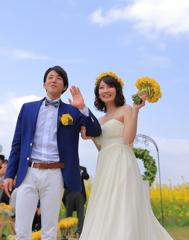 菜の花 Happy wedding Ⅲ