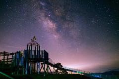 星降る公園