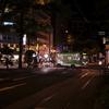 夜の札幌市電①