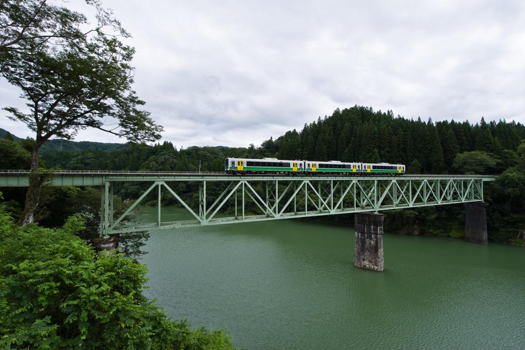 只見川第2橋りょう