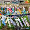 町内会の鯉のぼり 横浜市