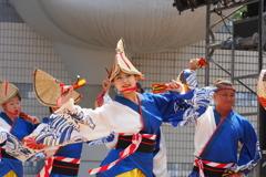 原宿表参道元氣祭スーパーよさこい2019⑬