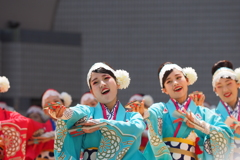 原宿表参道元氣祭スーパーよさこい2019⑥