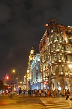 上海夜景(外灘3)