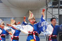 原宿表参道元氣祭スーパーよさこい2019⑫