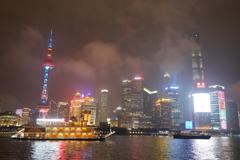 上海夜景(外灘1)