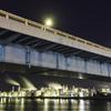 網干区の工場夜景