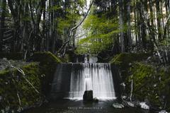 人工の水の道