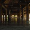 豊国神社 開放的な空間