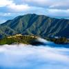雲と雲の狭間の世界