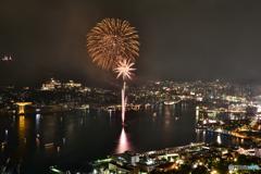 長崎の花火大会