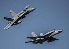 ニュータブレイク! F-18