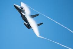 F-15機動