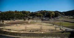 パノラマで見る石仏公園