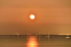 月光の海道