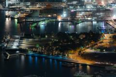 夜の港散策其の二
