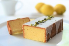 檸檬のケーキ