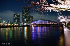 OSAKA City 桜宮橋