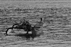 アウトリガーカヌー