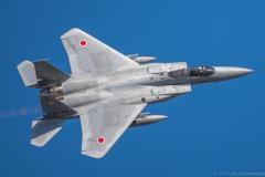 小松のF-15